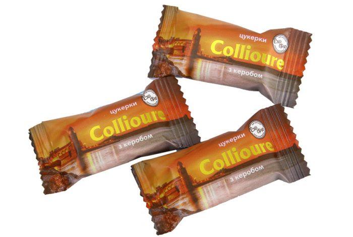 Конфеты «Collioure» с керобом