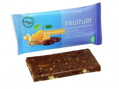 Батончики «Fruiture» финики-кумкват