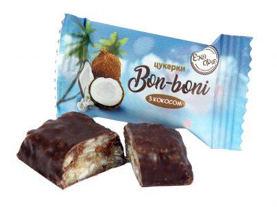 Конфеты «Bon-boni» с кокосом