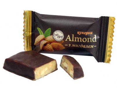Конфеты «Almond» с миндалем