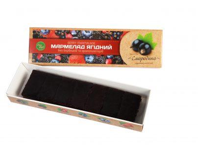 Мармелад ягодный «Смородина»