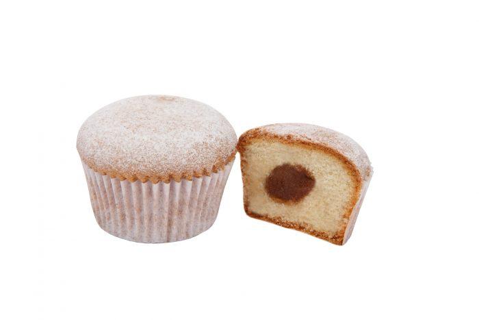 Кекс «Маффин» с фруктовой начинкой и ароматом персика