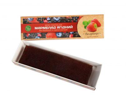 Мармелад ягодный «Клубника»