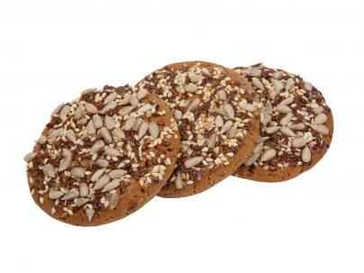 Печенье «Овсяное хрум-хрум» песочно-сдобное