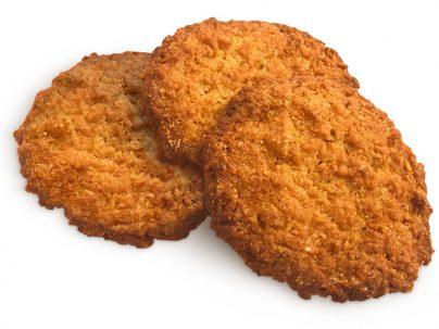 Печенье «Шведское» сахарное с овсяными хлопьями