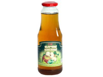 Сок яблочный осветленный