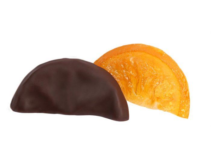 Апельсин в глазури