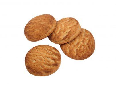 Печенье «Кукурузное» с ароматом мёда