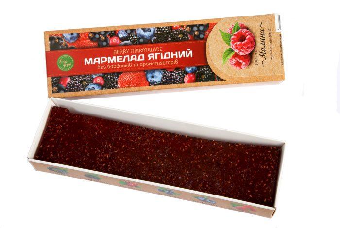 Мармелад ягодный «Малина»