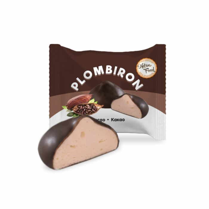 Цукерки «Plombiron» з какао