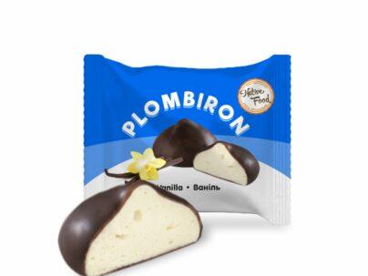 Цукерки «Plombiron» з ароматом ванілі