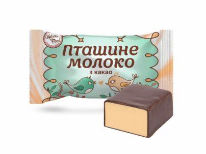 Цукерки «Пташине молоко» з какао
